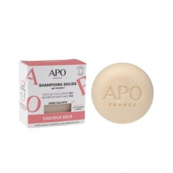 Shampoing solide - cheveux secs 75gr