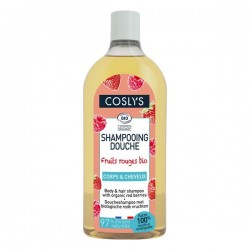 SHAMPOOING DOUCHE Fruits rouges - NEW