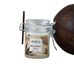 Déodorant solide coco- Endro