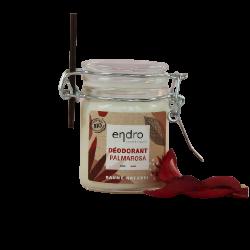 Déodorant solide Palmarosa- Endro