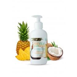 Shampoing dermo-apaisant bio - Ananas coco