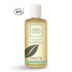 Phyt's Soins Nettoyant Hydrolé Eucalyptus Flacon 200ml