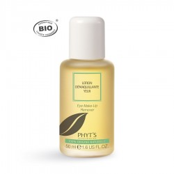 Phyt's Soins Nettoyants Lotion Démaquillante Yeux Flacon 50ml