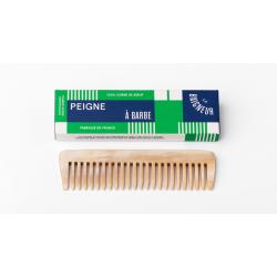 Peigne en corne - spécial barbe