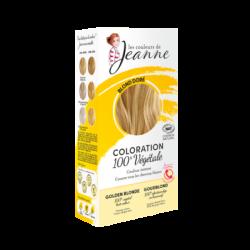 COLORATION 100% VEGETALE - Blond doré