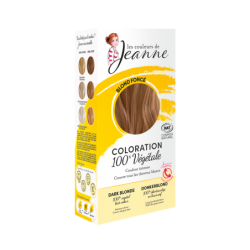 COLORATION 100% VEGETALE - Blond foncé