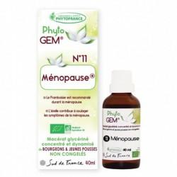 Gemmothérapie Ménopause Phytofrance