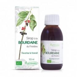 Sirop (4) Bourdaine - Bio -...