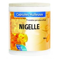 GÉLULES HUILE NIGELLE 500MG  - Phytofrance - 100 gélules
