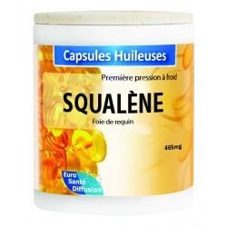 GÉLULES HUILE SQUALENE - FOIE DE REQUIN 500MG - Phytofrance - 100 gélules