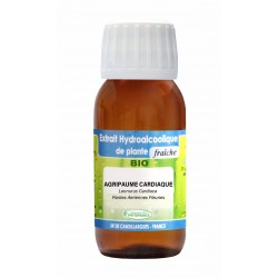 Teinture mère AGRIPAUME CARDIAQUE  BIO - 125ml - Phytofrance
