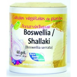 GELULES VEGETALES BOSWELLIA...