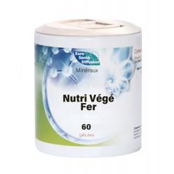 Nutri Vege Fer Bio - 60Gels - Phytofrance