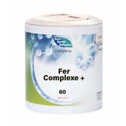 Fer Complexe +  - 60Gels - Phytofrance