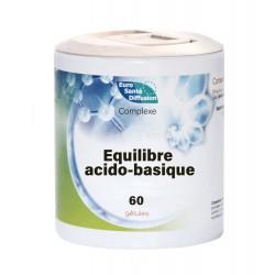 Equilibre Acido - Basique - 60Gels - Phytofrance