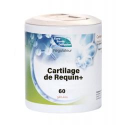 Cartilage De Requin + 300Mg  - 60Gels - Phytofrance