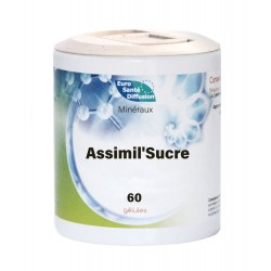 Assimil'Sucre  - 60Gels - Phytofrance