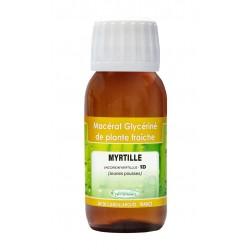 Macérat Glyceriné - Myrtille 1Dh (Bio)