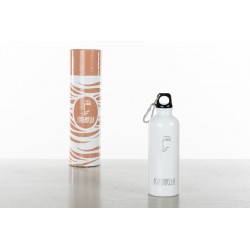 Gourde isotherme blanche - 500 ml