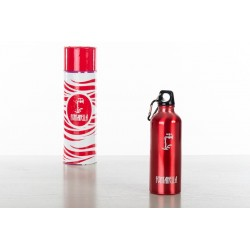 Gourde Isotherme Rouge - 500 ML