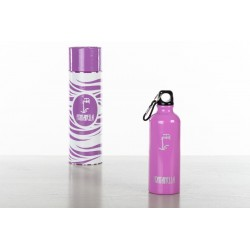 Gourde Isotherme Lilas - 500 ml