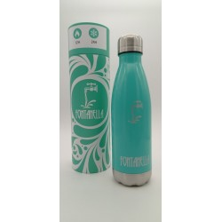 Gourde Isotherme Turquoise - 500 ml