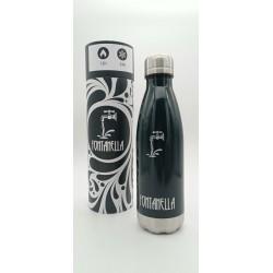 Gourde Isotherme Noir - 500 ml