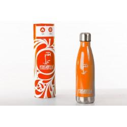 Gourde Isotherme Orange - 500 ml