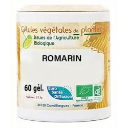 Gélules végétales romarin