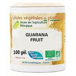 Gélules végétales guarana fruit