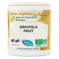 GELULES VEGETALES GRAVIOLA...