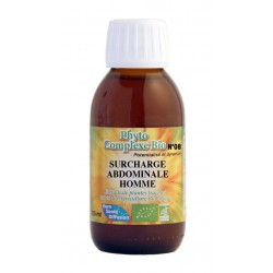 Phyto Complexe - N° 08 - Surcharge Abdominale - Homme