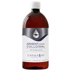 Argent Colloidal Catalyons 1 litre - 20 ppm