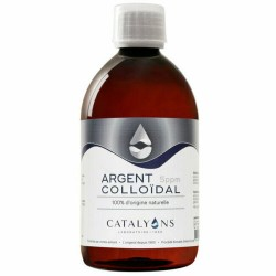 Argent Colloidal Catalyons 500 ml - 5 ppm