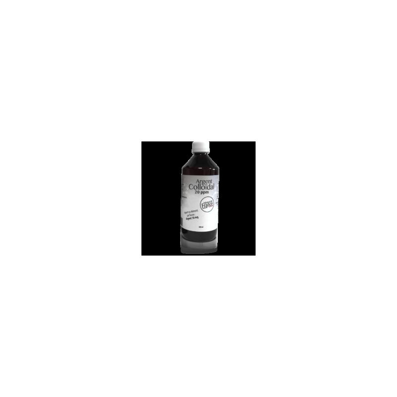 DR. THEISS - Argent Colloidal flacon de 500 ml