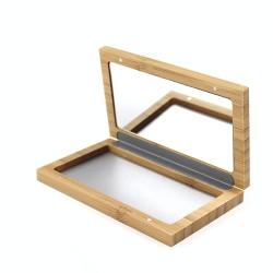 Palette rechargeable Zao avec miroir - sans accessoires