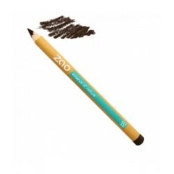 Crayon brun foncé...