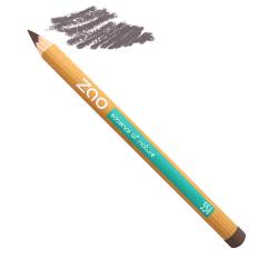Crayon brun clair...