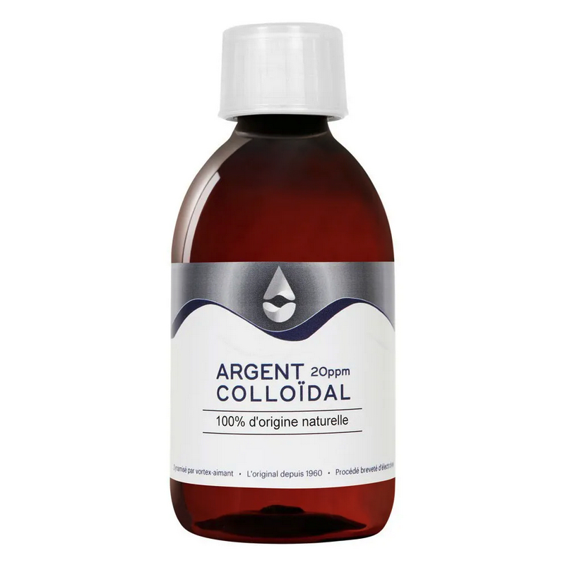Argent Colloidal 0.150 litre - 20 ppm - Catalyons