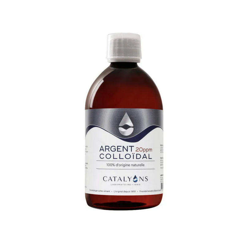 Argent Colloidal Catalyons 500ml - 20 ppm