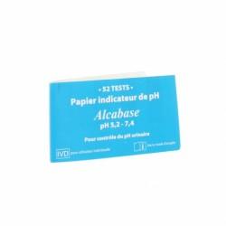 Papier indicateur PH Alcabase