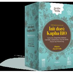Lait D'or Jardin Veda- Kapha - Lait doré