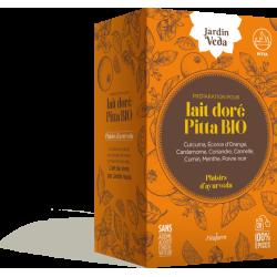 Lait D'or Jardin Veda- Pitta - Lait doré