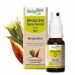 New - Rinalgem Bio Spray Oral - 10Ml - Herbalgem