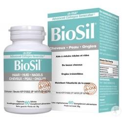 Biosil 60 gélules - Silice Equi Nutri