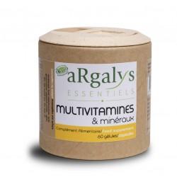 Multivitamines et minéraux