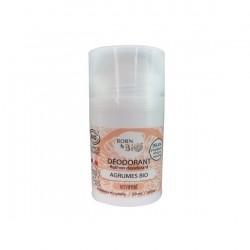 Déodorant agrumes bio - 50ml