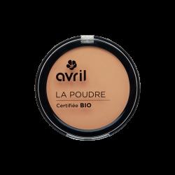 Poudre compacte Dorée Certifiée bio
