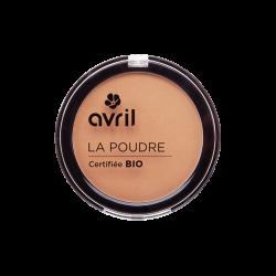 Poudre bronzante Caramel doré Certifiée bio