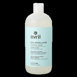 Eau micellaire 500 ml - Certifiée bio